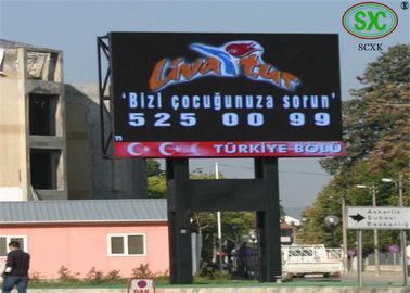 China SMD P8  Advertising LED Screens supplier