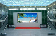 China P4 Indoor Full Color Led Curtains For Advertisments , Advertizing Led Screen company