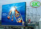 China Big Outdoor Advertising LED Display Digital Billboards CE /  RoHS / FCC / ISO factory