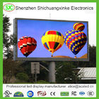 Good Quality RGB LED Display & Outdoor P10 Full Color Multi Color LED Display Waterproof IP65 , Advertising LED Screen on sale