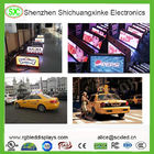 China Video P4 Car LED Sign Display in 5 Years Warranty Taxi LED Sign 3G WIFI company