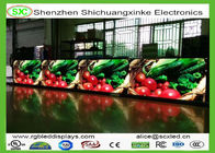 HD Thin SMD RGB LED Display P4mm , Full Color LED Video Panel 576x576mm