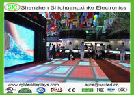 China Interactive DJ LED Dance Floor / WIFI Control LED Video Dance Floor , DC15V Voltage company