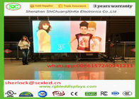 Good Quality RGB LED Display & Meanwell Power Supply LED Display Screen Rental Indoor With 2500nits Brightness , High Density on sale