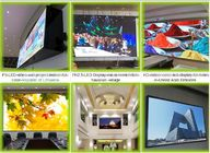 High Resolution LED Video Wall Display Board , 6mm SMD Advertising LED Display P3