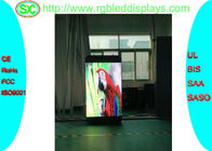 China Programmable Super HD Hanging Led Screen Display Message Picture Back Service factory