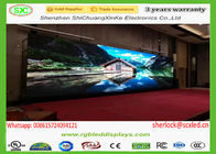 Good Quality RGB LED Display & Interior P2.5 1/32 Scan Full Color Led Display Panel 480x480mm Cabinet on sale