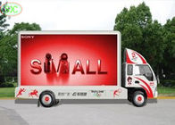 P8 Full Color Truck Mobile LED Display Billboard Outdoor LED Screen Video Player