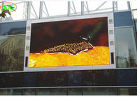 China p6 outdoor waterproof advertising  led display with high definition image factory