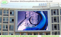 China outdoor p8 high quality 3g control advertising led display screen, video display factory