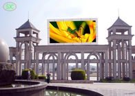 DIP 1/4 scanning stadium Outdoor Full Color LED Display advertising 10mm Pixel pitch