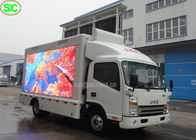 HD P4 Advertising Mobile Truck Mount Led Display Digital Billboard Waterproof