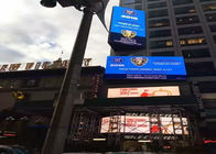 Outdoor Full Color SMD3535 P10 LED Display, RGB 3 Colors Video Display Function 10mm LED Advertising full Board