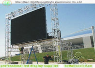 China Exterior PH5 LED Video Screen Digital HD high resolution hanging led display outdoor advertising led display screen factory