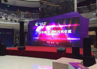 China P6mm full color indoor  P2 P2.5 P3 P4 P5 P6 led video wall / indoor full color P6 led display factory