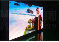 China Full Color P6 Outdoor Led Display Screen Billboard For Business Advertising company