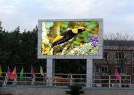 China P4mm Outdoor Full Color 1R1G1BLED Signs die-casting aluminum/iron,using for rental or fix factory