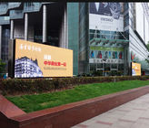 China P6 Outdoor SMD LED Advertising Billboards Video Display 3G Control 5 Years Warranty factory