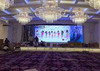 China P10 Indoor Full Color Led Display Waterproof / Led Tv Screen Led Outdoor For Advertising factory
