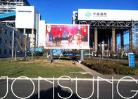 China Special Shape Outdoor Full Color Led Signs Dip 3 In 1 , Ip65 Led Video Display factory
