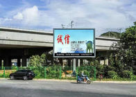 China P20 standard water proof cabinet large led billboard  for Outdoor fixing usage SMD3535 factory