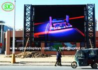 China Assemble Great Waterproof Advertising Led Screens For Public Cultural Propaganda factory