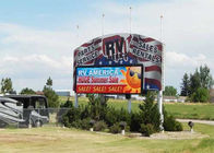 China Super Slim Led Billboards / HD Led Large Screen Display For Advertsing factory