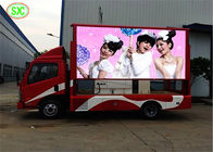 China Mobile Led Roadshow Truck Full Color Outdoor Display Screen P5 P6 P8 mobile led display factory