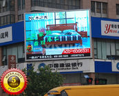 Clear RGB Led Advertising Billboard density 10000 3G WIFI control high resolution