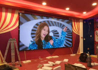 Indoor  P3 smd2121 iron and steel full color advertising led screens with 3 years warranty