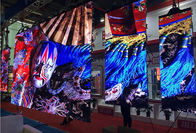China P6 RGB LED Display / Indoor Full Color Led Screen Density 27777 220V 60HZ Power factory
