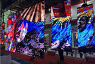 P6 RGB LED Display / Indoor Full Color Led Screen Density 27777 220V 60HZ Power