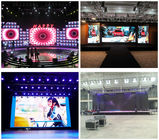 China High Brightness 1500 nits Indoor Full Color LED Display Screen WIFI control factory