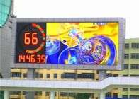 China Ultrathin P5 / P6 / P8 / P10 Advertising LED Screens Rental For Video Display factory