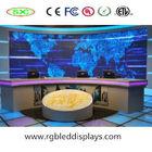 China Slim Indoor Full Color Led Display Rental , Led tv Video Display Screen P2 For Celebration factory