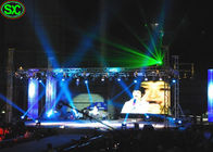 China Big P3.9 Smd Rgb Stage Background Led Screen Display Wide Viewing Angle factory