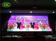 Indoor Full Color Video Stage Led Screens P4 P5 P6 Led Display For Stage , Easy Installation