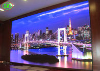 China indoor p2.5  full color commercial advertising led display screen with nationstar 2020 beads factory