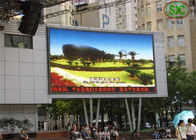 Outdoor full color P8(SMD) die casting aluminum led display 320*160mm 40*20dots