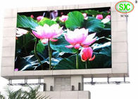 China P10 Outdoor Full Color Energy Saving LED Display For Companies, Advertising Screen factory