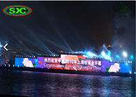 Hot-style SMD P3.91 Full Color LED Display Rental For large Stage open/ indoor
