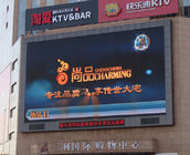 China Linsn control WIFI USB P8 LED Billboards , Big Led Outdoor Advertising Board SMD3535 factory