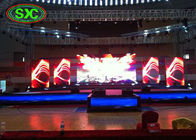 P4 and  P10 Worked Together Full Color Stadium LED Display for Show Time