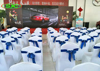 High Density Full Color Indoor SMD Rental Stage Thin LED Screens P4