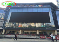 Outdoor P10 advertising led display board for mansion / government propaganda