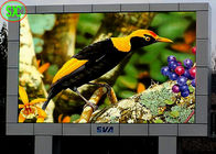 China Waterproof Outdoor Full Color P6  LED Billboards / LED TV Display Fixed Installed electronic billboard signs factory