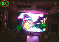 4k HD Video P2.5 Indoor Led Video Screen With CE ROHS FCC ISO2001 Standard