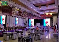 Indoor Advertising Led Display Video Wall / HD Indoor Led Panel OEM ODM Service