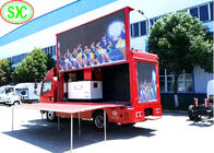 China 1R1G1B Mobile Truck LED Display P6 Full Color High Resolution SMD CE Approval factory