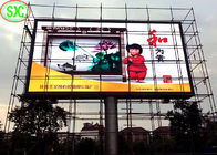Outdoor Advertising Led Display Screen , P6 Outdoor Led Display Epistar Chip